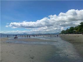 Beach view of Tukuran