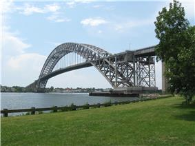 The Bayonne Bridge in June 2008