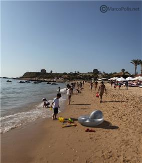 Beach in Byblos.JPG