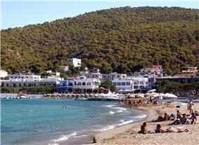 Beach of Skala