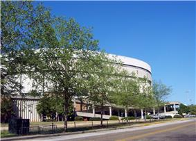 Beard-Eaves-Memorial Coliseum