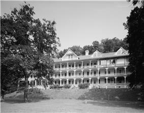 Bedford Springs Hotel Historic District
