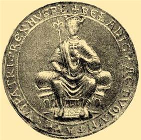 Béla's seal