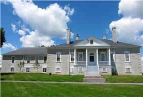Cedar Creek Battlefield and Belle Grove Plantation