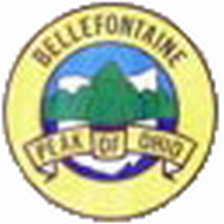 Official seal of Bellefontaine, Ohio