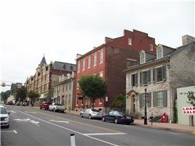 Bellefonte Historic District