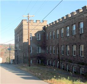 Bellemonte Silk Mill