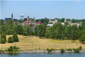 Belleville skyline