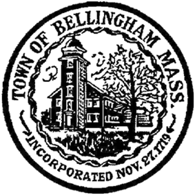 Official seal of Bellingham, Massachusetts