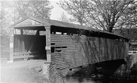 Bells Mills Covered Bridge