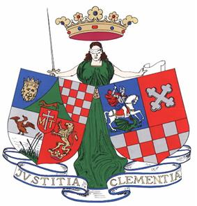Coat of arms of Bjelovar-Križevci County