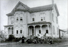 Benjamin Griffey House