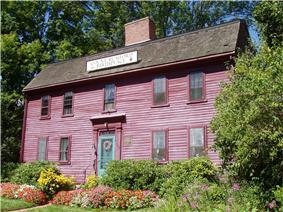 Benjamin Thompson House, Woburn, Massachusetts