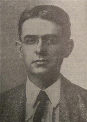 Allan L. Benson in 1907.