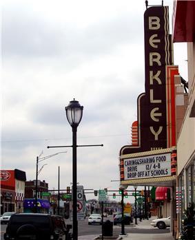 Downtown Berkley