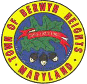 Official seal of Berwyn Heights, Maryland