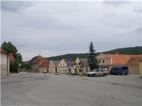 Skyline of Besednice