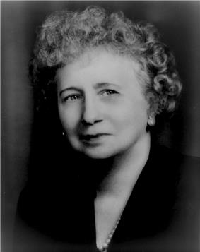 Portrait of Bess Truman