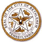 Official seal of Bethlehem, Pennsylvania
