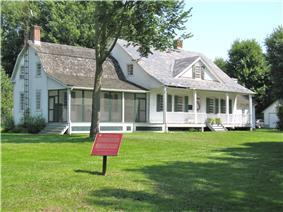 Bethune-Thompson House/White House NHS, Elora, ON