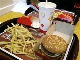 McDonald's Big Mac combo