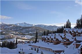 Big Sky Resort in 2006