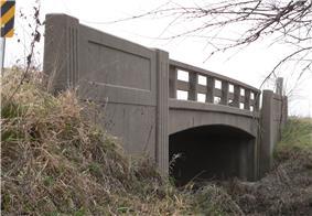 Big Slough Creek Bridge