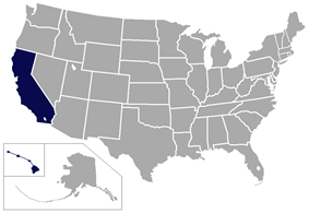 Big West Conference locations