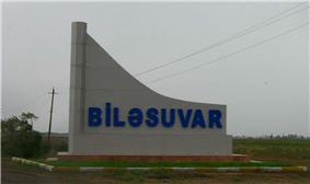 Skyline of Biləsuvar