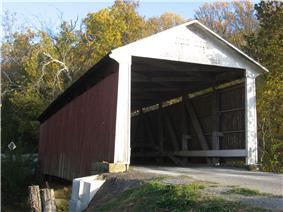 File:Billie Creek Covered Bridge