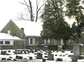 Birmingham Friends Meetinghouse and School