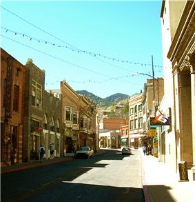 Main Street, Bisbee