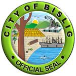 Official seal of Bislig