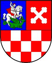 Coat of arms of Bjelovar-Bilogora County