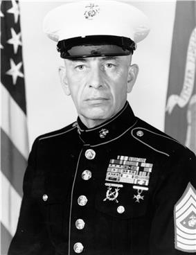 black & white photograph of Henry H. Black