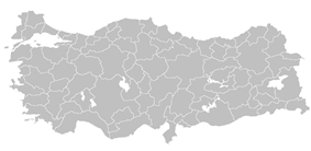 Provinces of Turkey
