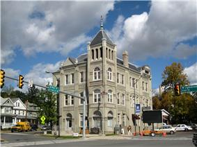 Bloomsburg Historic District