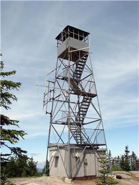 Blue Mountain Fire Observation Station