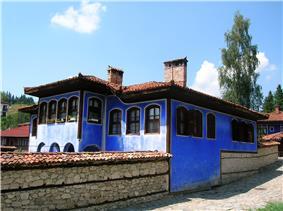 Blue house-Koprivshtitsa.JPG