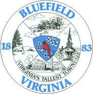 Official seal of Town of Bluefield, Virginia