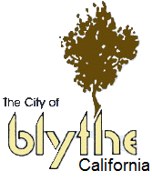 Official seal of City of Blythe