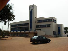 Bobo-Dioulasso city hall
