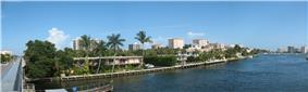 A panoramic view of Boca Raton