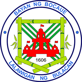 Official seal of Municipality of Bocaue