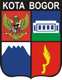 Official seal of Bogor