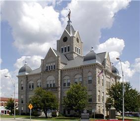 Polk County Courthouse, 2004