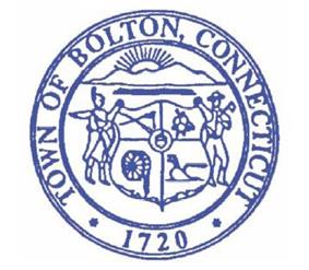 Official seal of Bolton, Connecticut