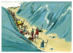 Book of Exodus Chapter 15-7 (Bible Illustrations by Sweet Media).jpg