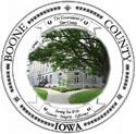 Seal of Boone County, Iowa