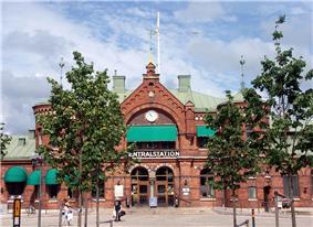 Borås railway station
